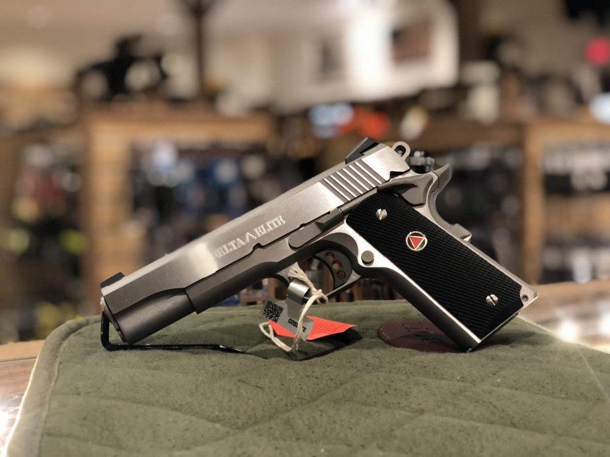 Colt Delta Elite 10mm 5 Country Attic Treasures